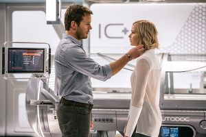 Passengers con Jennifer Lawrence e Chris Pratt uscita al cinema: terza clip in italiano