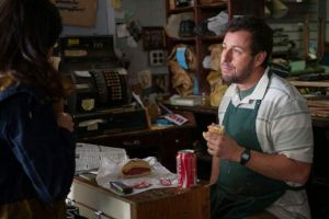 Mr Cobbler e la bottega magica: prima clip in italiano con Adam Sandler
