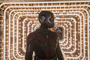 Ant-Man and the wasp in home video a novembre: clip con una scena tagliata