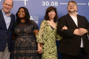 The Shape of Water di Del Toro, Leone d'oro al Festival Venezia 2017: nuovo red band trailer in inglese