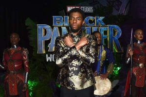 Black Panther, cinecomics Marvel: Video Red Carpet della World Premiere a Hollywood