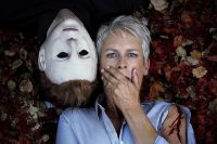 Halloween 2018: featurette backstage con John Carpenter e Jamie Lee Curtis
