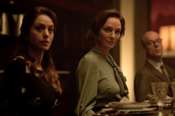 Dark Hall, thriller horror con Uma Thurman al cinema: 2 nuove clip in italiano