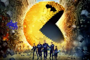 Pixels film uscita home video a novembre Dvd e Blu-Ray: trailer e contenuti extra