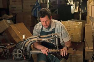 Mr Cobbler e la bottega magica: trailer italiano con Adam Sandler