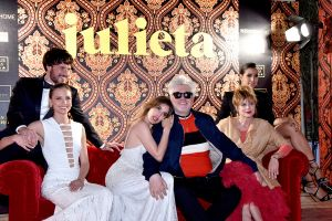 Festival Cannes 2016: Julieta di Almodovar, video photocall, red carpet e intervista