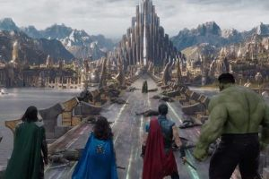 Thor Ragnarok al cinema: featurette sui Revengers