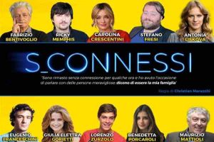 Sconnessi, commedia italiana sugli smartphone: trailer short da 60""