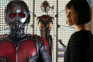 Ant-Man and the Wasp: primo poster del cinecomics mostrato al Comic-Con 2017 di San Diego