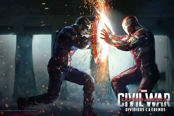 Captain America Civil War al cinema: sempre primo al box office italiano, ad un passo dal miliardo a quello mondiale