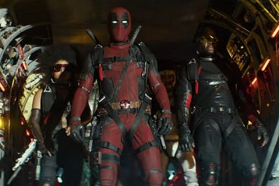 Deadpool 2 cinecomics con Ryan Reynolds: final red band trailer in italiano