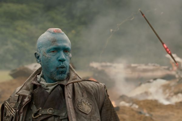 "Guardiani della galassia vol.2 al cinema: video intervista a "" Yondu"" Michael Rooker"