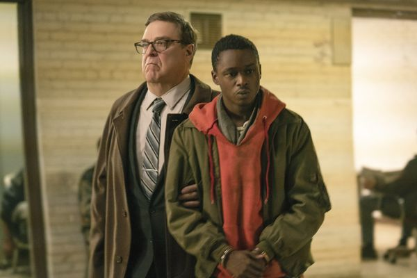 Captive state, podcast recensione dello sci-fi movie di Rupert Wyatt con John Goodman