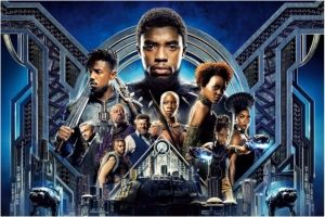 Black Panther, cinecomics Marvel in uscita in home video a maggio: clip con una scena tagliata