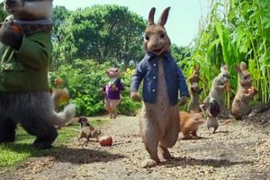 Peter Rabbit: secondo trailer internazionale in italiano