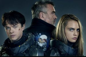 Valerian e la città dei mille pianeti: video intervista al cast e al regista Luc Besson