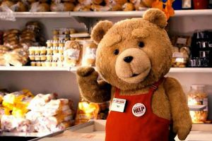 "Ted 2 film: speciale featurette ""look inside"" con Seth MacFarlane"