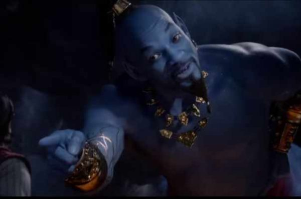 Aladdin live action Disney con Will Smith: Nuovo trailer in inglese