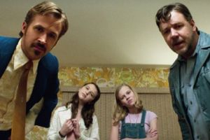 The Nice Guys al cinema: 2 nuove clip italiane con Russell Crowe e Ryan Gosling
