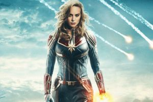 Captain Marvel con Brie Larson al cinema nel 2019: secondo trailer in italiano