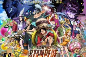 Lucca Comics & Games 2019: One Piece stampede, video recensione dell'anime di Takashi Otsuka
