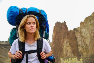 Wild con Reese Witherspoon in home video DVd e Blu-Ray