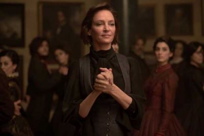 Dark Hall, thriller horror con Uma Thurman: prima clip in italiano