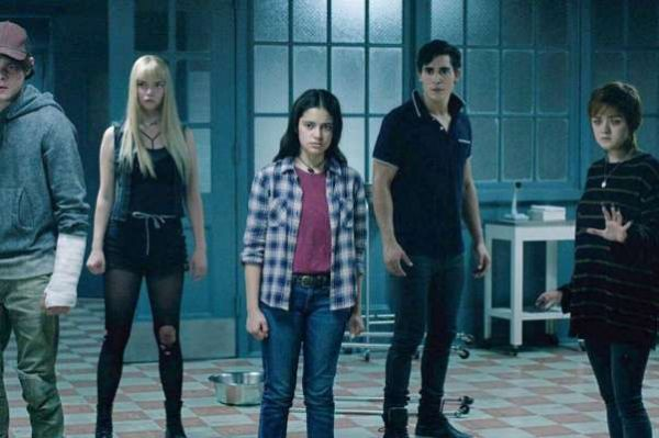 Comic-Con 2020 @home: The New Mutants, video del panel di presentazione, prima clip del cinecomics