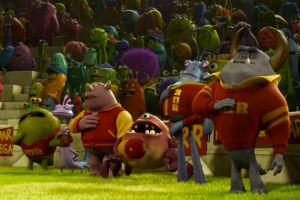 "Monsters University Pixar: clip in italiano ""Materiale RΩR"""