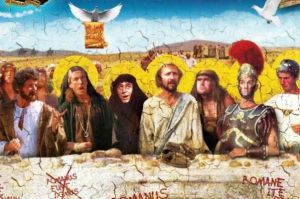 "Rubrica ""Raiders of the lost film"": Brian di Nazareth (1979) dei Monty Python (podcast)"