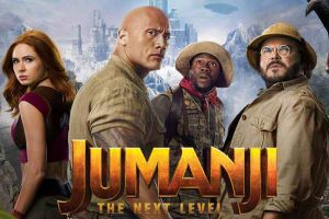 Jumanji the next level, video recensione