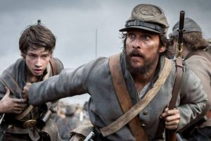 Free state of Jones al cinema: quarta clip in italiano con Matthew McConaughey