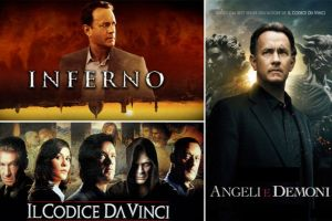 Trilogia Dan Brown con Tom Hanks a luglio su Sky Cinema: Inferno in Prima TV