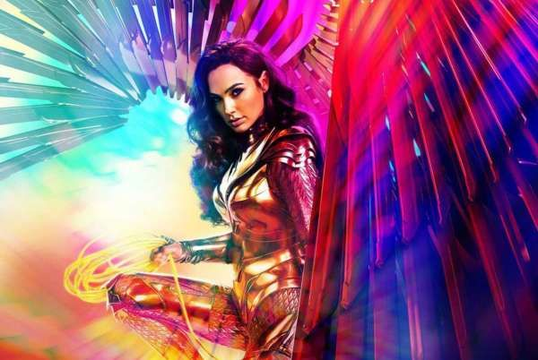 Wonder Woman 1984 con Gal Gadot uscita streaming: i primi 10 minuti del cinecomics DC Comics