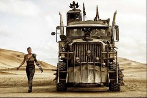 Mad Max Fury Road nuovo poster internaizonale con Tom Hardy e Charlize Theron