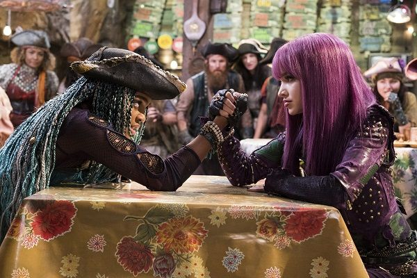 Aspettando Descendants 3: video del cortometraggio integrale di Descendants Under the sea