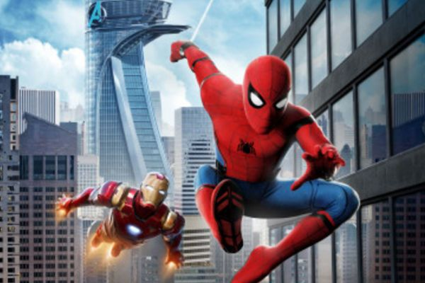 Spider-Man homecoming: lunga clip backstage sul cinecomics con Tom Holland e Robert Downey Jr