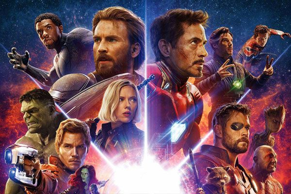 Avengers Infinity war al cinema: superato il miliardo di dollari al box office mondiale