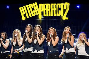 Pitch perfect 2 film: video premiere mondiale a Los Angeles