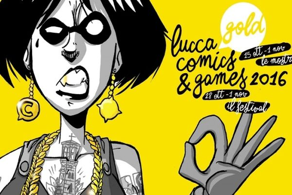 Lucca Comics & Games 2016: Calendario day by day dell'Area Movie con incontri e proiezioni