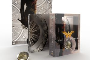 Wonder Woman, Titans of cult steelbook limited edition: tutti i dettagli dell'uscita in 4K ultra HD e Blu-Ray