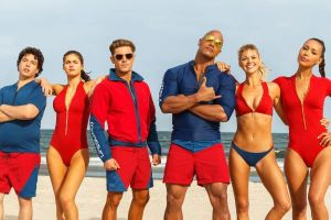 Baywatch film: nuovo trailer in italiano con Dwayne Johnson, Zac Efron