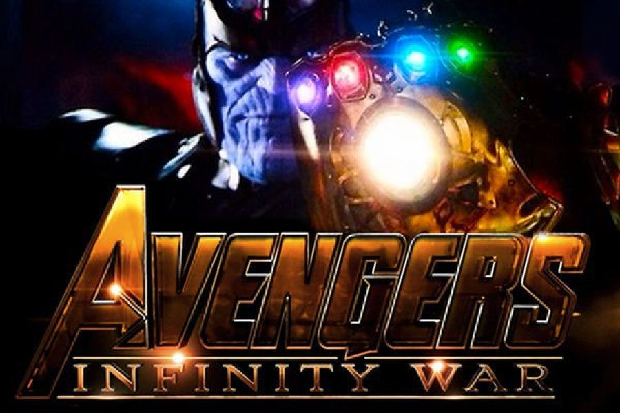 Avengers Infinity war Cinecomics Marvel in 900 copie nei cinema italiani