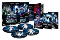 Stephen King Film Collection Limited edition in home video a dicembre in DVD e Blu-Ray