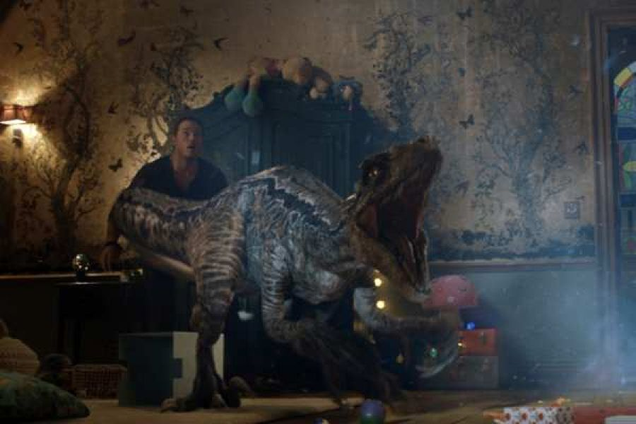 JURASSIC WORLD 2: il trailer finale