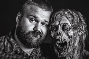 Robert Kirkman, il creatore di The Walking Dead al Lucca Comics & Games 2017