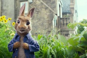 Peter Rabbit: nuovo motion poster italiano