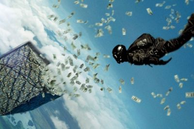 Point Break remake al cinema: nuova clip action italiana tra le montagne con Luke Bracey e Edgar Ramirez