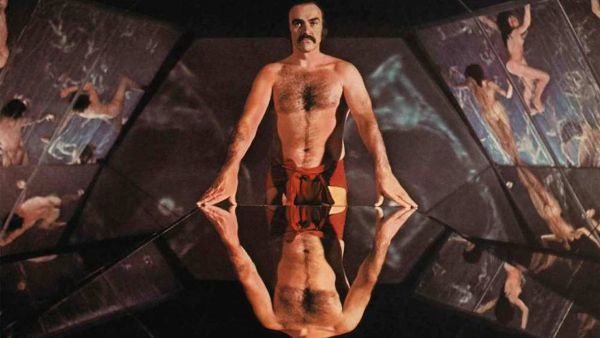"Rubrica ""Raiders of the lost film"": ricordando Sean Connery, Zardoz di John Boorman"