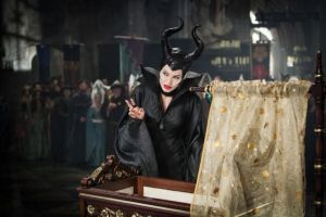 Maleficent film Disney al cinema: video intervista al cast e regista